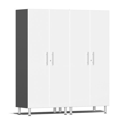 Ultimate Garage 2.0 2 Piece Tall Cabinet Kit