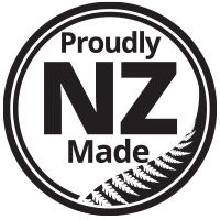 Proudly NZ Made Badge
