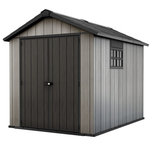 Keter Oakland 759 shed product shot