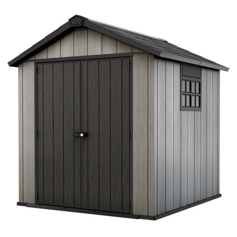 Keter Oakland 757 Garden Shed product shot
