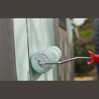 Paintable Garden Shed Walls