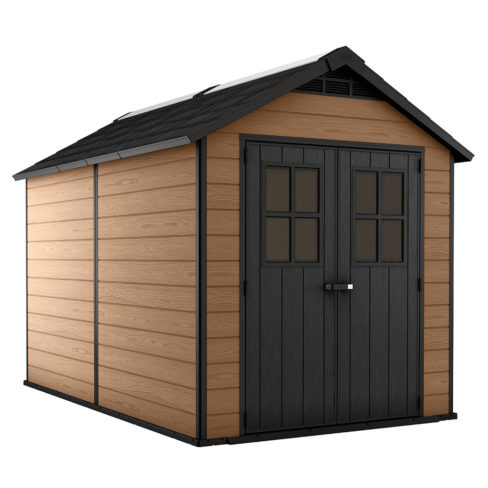 Keter Newton 7511 Garden Shed product photo