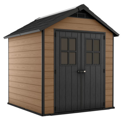 Keter Newton 757 Shed Product Shot