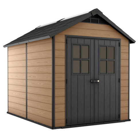 Keter Newton 759 Garden Shed product shot
